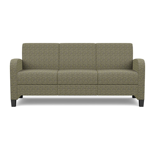 Composium Curve Sofa 3/4 Valance Lounge Seating