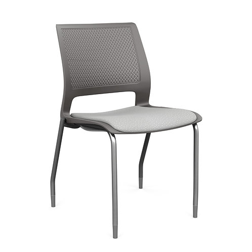 SitOnIt Lumin Upholstered Seat Guest Chair