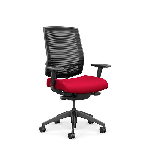 SitOnIt Focus Highback Mesh Task Chair