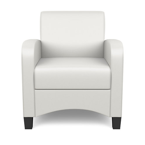 Composium Curve Club Arched Valance Lounge Seating