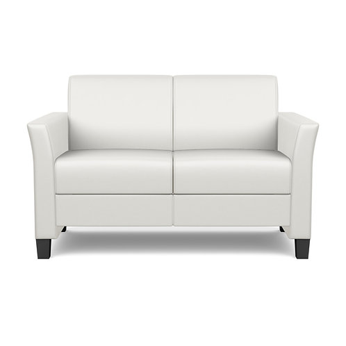 Composium Flair Settee 3/4 Valance Lounge Seating