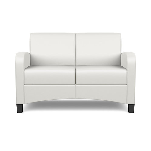 Composium Curve Settee Arched Valance Lounge Seating
