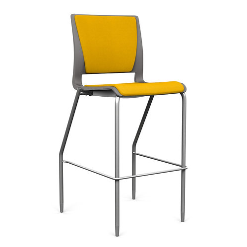 SitOnIt Rio Fully Upholstered Counter/Bar Stool