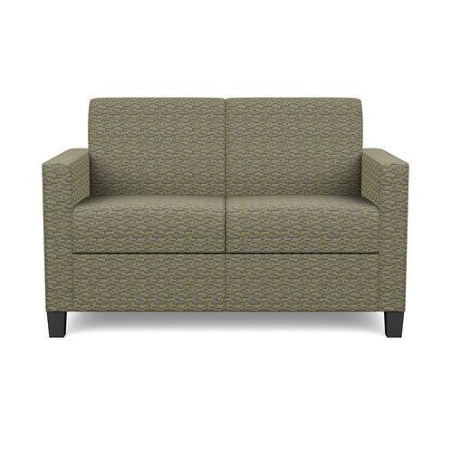 Composium Sharp Settee Full Valance Lounge Seating