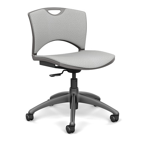 SitOnIt OnCall Fully Upholstered Light Task Chair