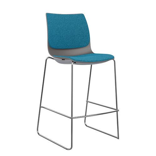 SitOnIt Baja Fully Upholstered Bar/Counter Stool