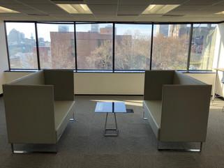 Lounge and Break Room furniture