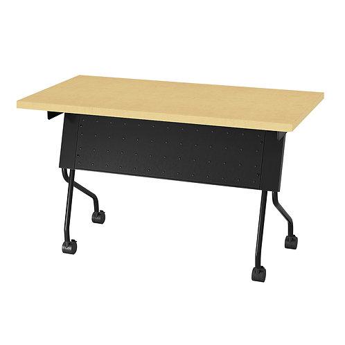 Folding Training Table w/Black Frame