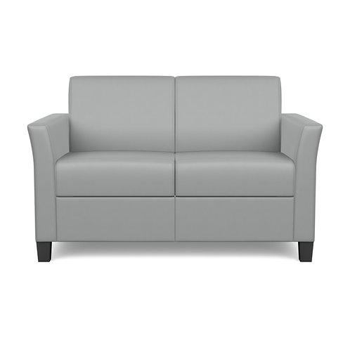 Composium Flair Settee Full Valance Lounge Seating