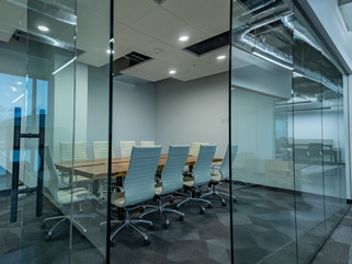Small Conference room with executive seating