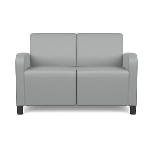 Composium Curve Settee Integrated Valance Lounge Seating