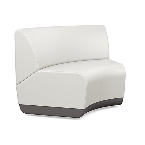 Pasea 120 Degree Inner Seat Modular Lounge Seating