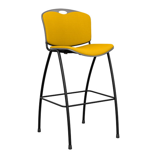 SitOnIt Anytime Fully Upholstered Bar/Counter Stool