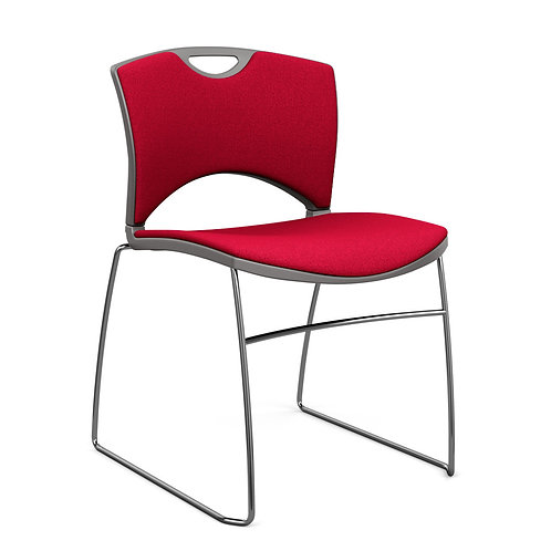 SitOnIt OnCall Fully Upholstered Guest Chair