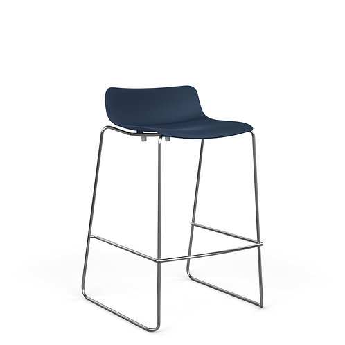 SitOnIt Baja Plastic Seat Bar/Counter Stool
