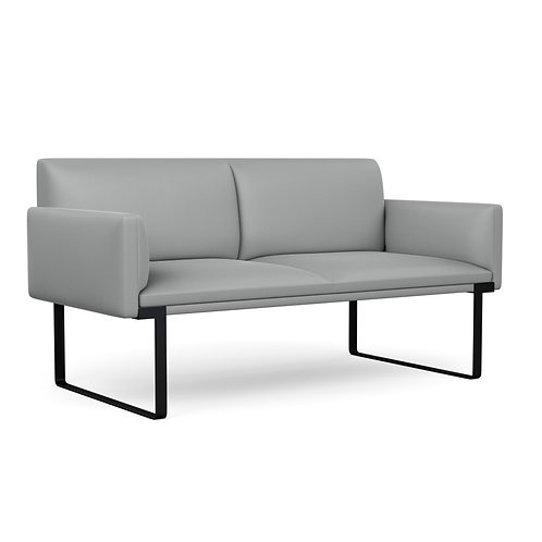 Cameo Two Seater Dual Arms Lounge Seating