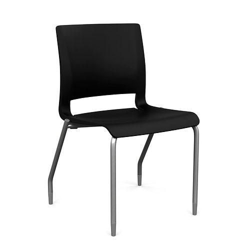 SitOnIt Rio Plastic Seat & Back Guest Chair