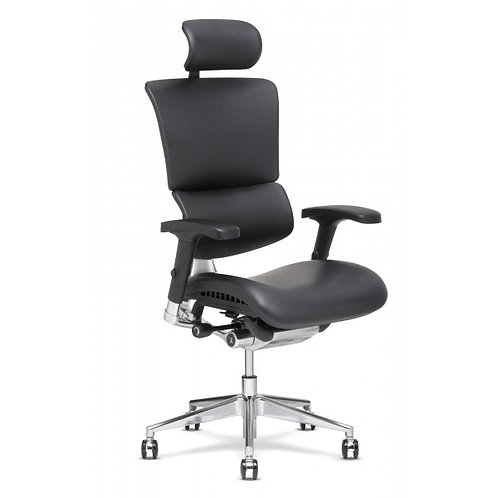X4 Leather Exec Chair