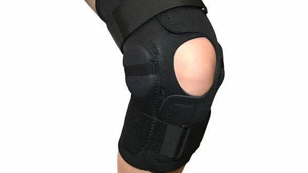 Complete Wrap Hinged Knee Brace