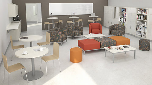 Doctor Lounge and Lockers