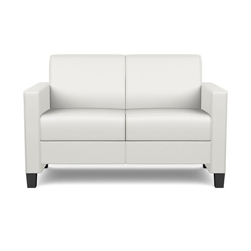 Composium Sharp Settee 3/4 Valance Lounge Seating
