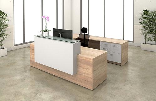 Overture 1790 Reception Desk