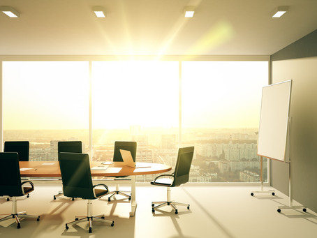 Why natural light matters in the workplace