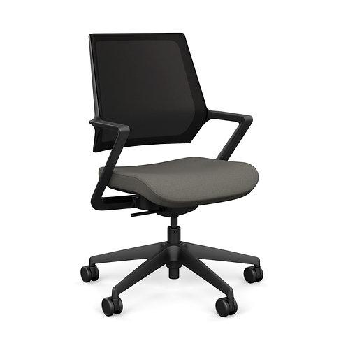 SitOnIt Mavic Midback Mesh Back Task Chair
