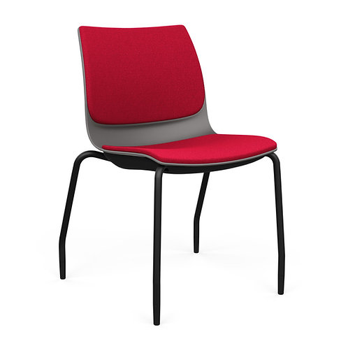 SitOnIt Anytime Fully Upholstered Guest Chair