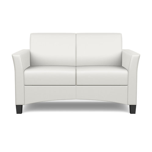 Composium Flair Settee Arched Valance Lounge Seating