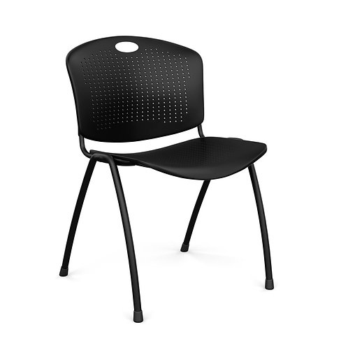 SitOnIt Anytime Plastic Seat & Back Guest Chair