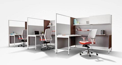 Switch Cubicle and Workstation by Tayco