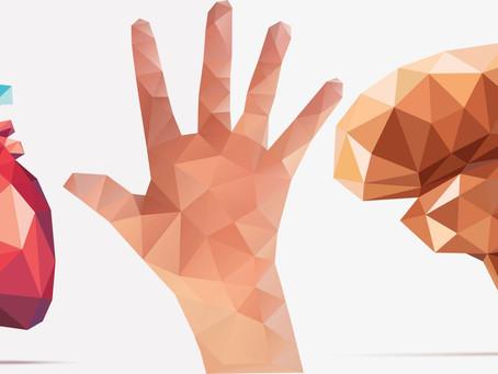 HEART  HANDS HEAD: 19 -24th Apr 21