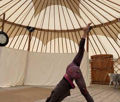 Yogarami adventuring - 31st may -5th June.