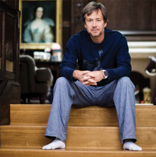 At Home with Marc Newson