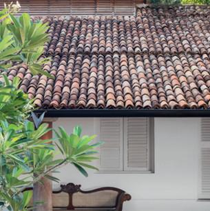 Ena de Silva House by Geoffrey Bawa
