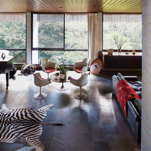 At Home with Penelope Seidler