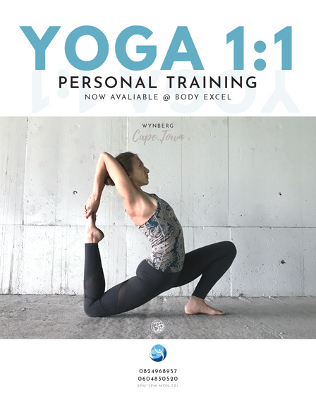 Yoga private classes wynberg