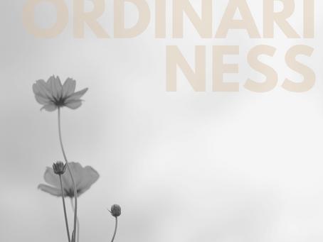 Make the ordinary, extraordinary