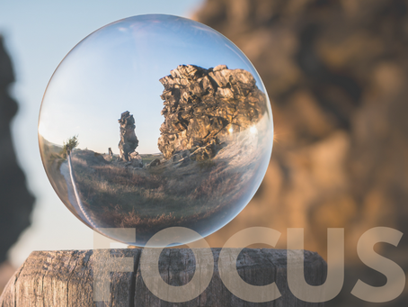 Focus can change your destiny