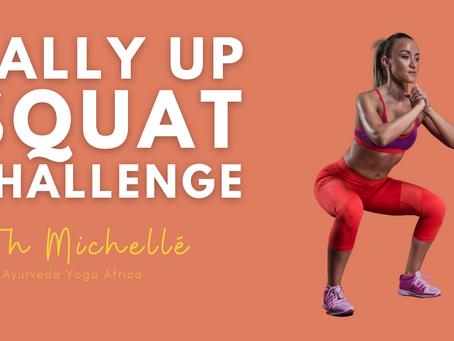 Bring Sally Up 30-Day Squat Challenge