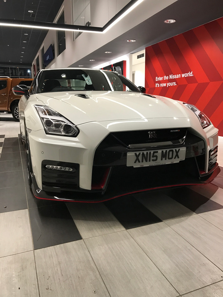 Nismo GTR Arrives At RS Direct