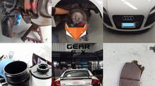 AUDI TT COUPE  เปลี่ยนน้ำมันเกียร์และกรองเกียร์ตามระยะทาง เพื่อการใช้งานที่ยาวนาน