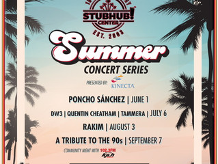 FREE Concert Series!
