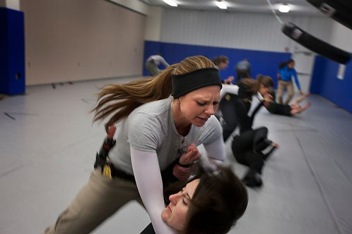 4 HOURS SELF-DEFENSE FOR SECURITY OFFICERS