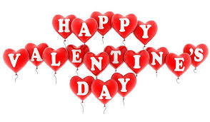 HAPPY VALENTINE DAYS!