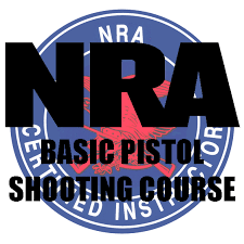 NRA Pistol Training 8/10 & 8/20