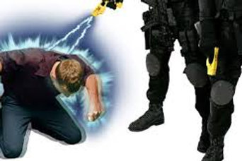 ECW-Taser Training