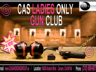 C.A.S. Ladies ONLY Gun Club