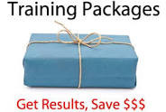 CALL Today For Training Packages!